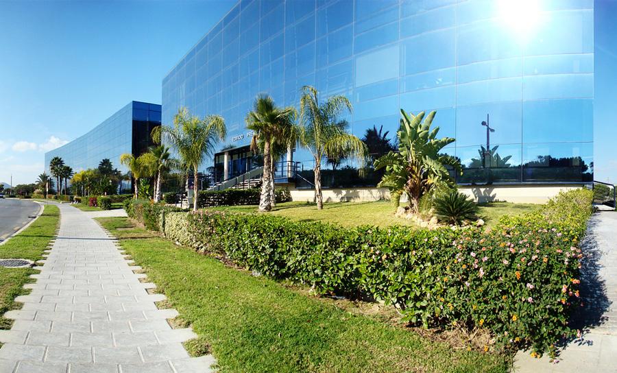 Oficinas de Interfaces Hombre Máquina Avanzados S.L. en el Parque Tecnológico de Andalucía